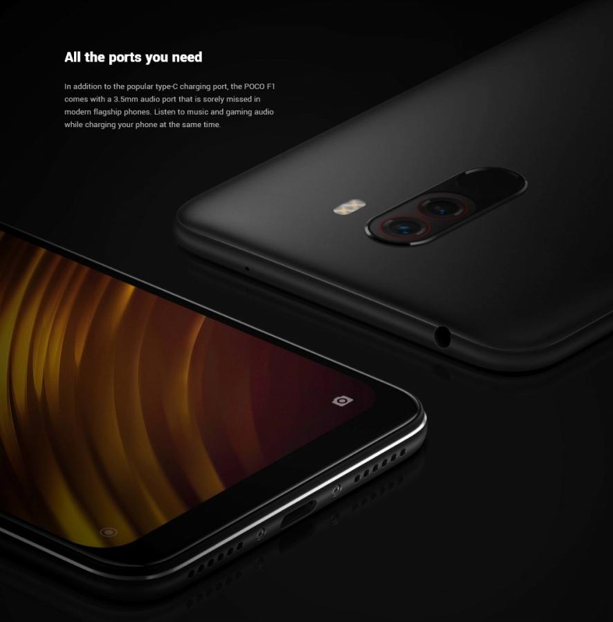 Xiaomi Poco F1本体
