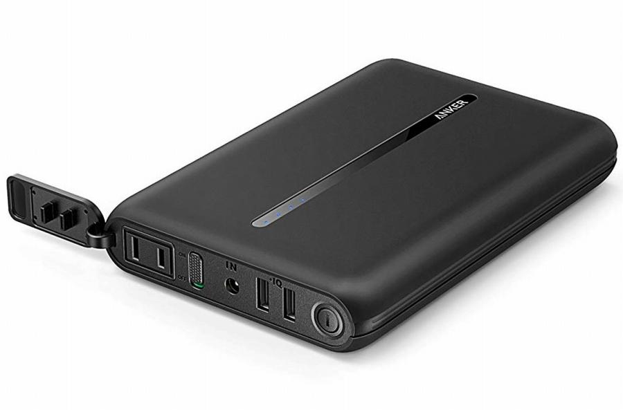 AC(コンセント)出力対応モバイルバッテリー