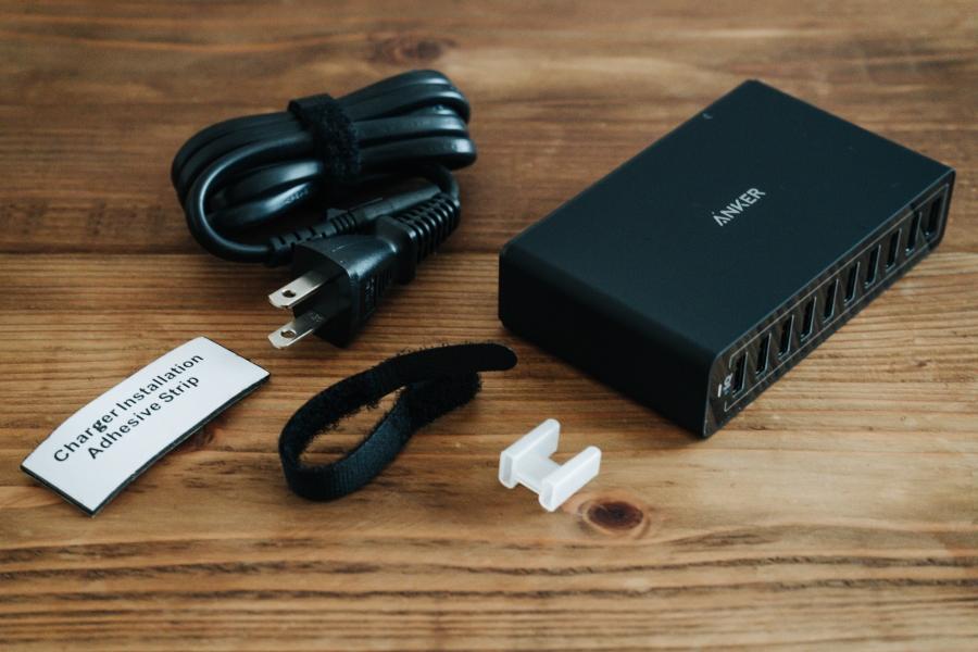 USB充電器Anker PowerPort 10