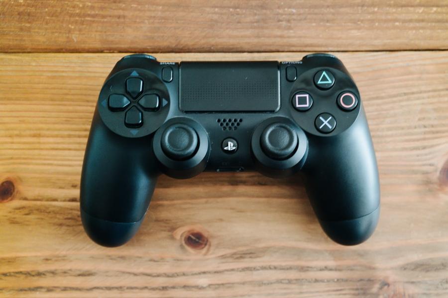 PS4コントローラーで荒野行動をプレイする方法