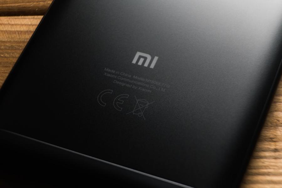 Xiaomi Redmi Note 6 Pro背面
