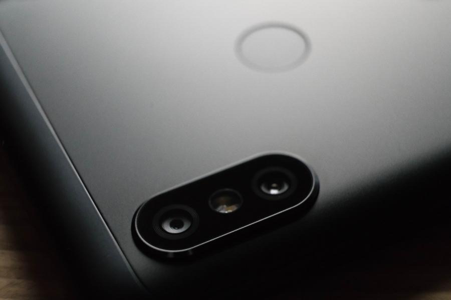 Xiaomi Redmi Note 6 Pro カメラ