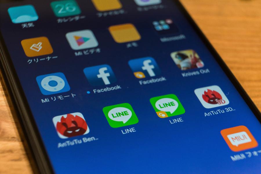 iPhoneはツインアプリが使えない