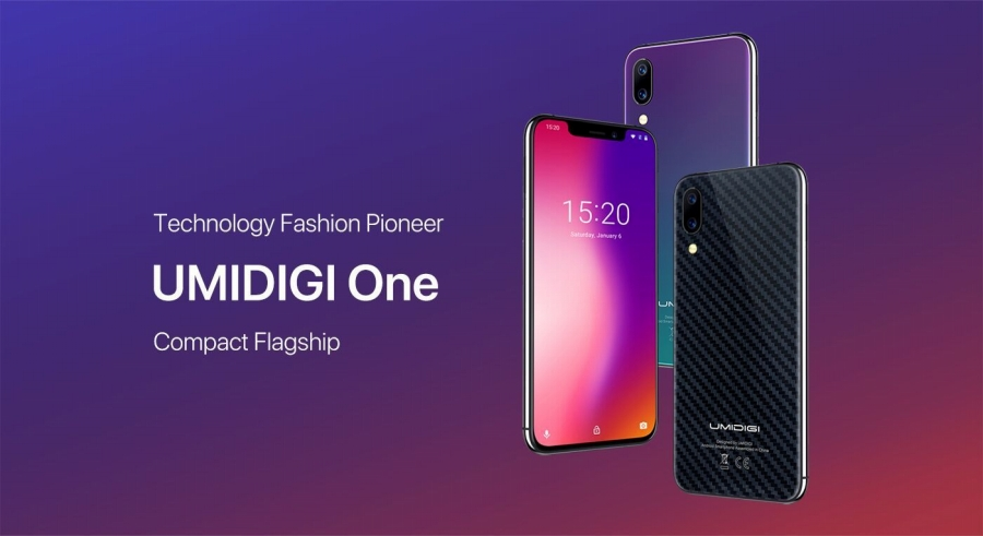 UMIDIGI One or UMIDIGI One Pro