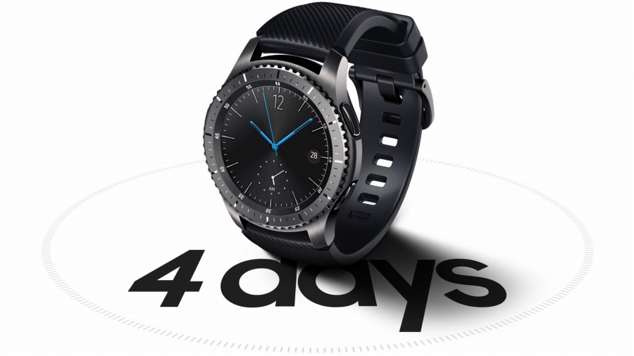 Galaxy Watch長時間バッテリー