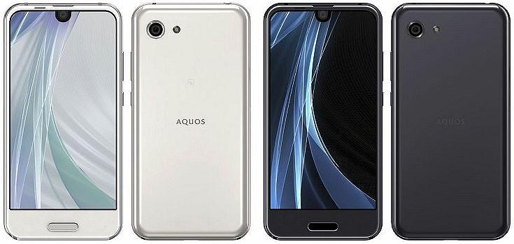 AQUOS R Compact格安SIMセット