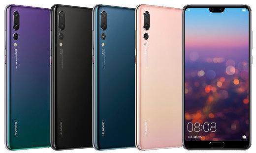 Huawei P20 Proスマホカメラおすすめ