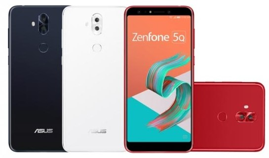 ZenFone 5Q格安SIMセット
